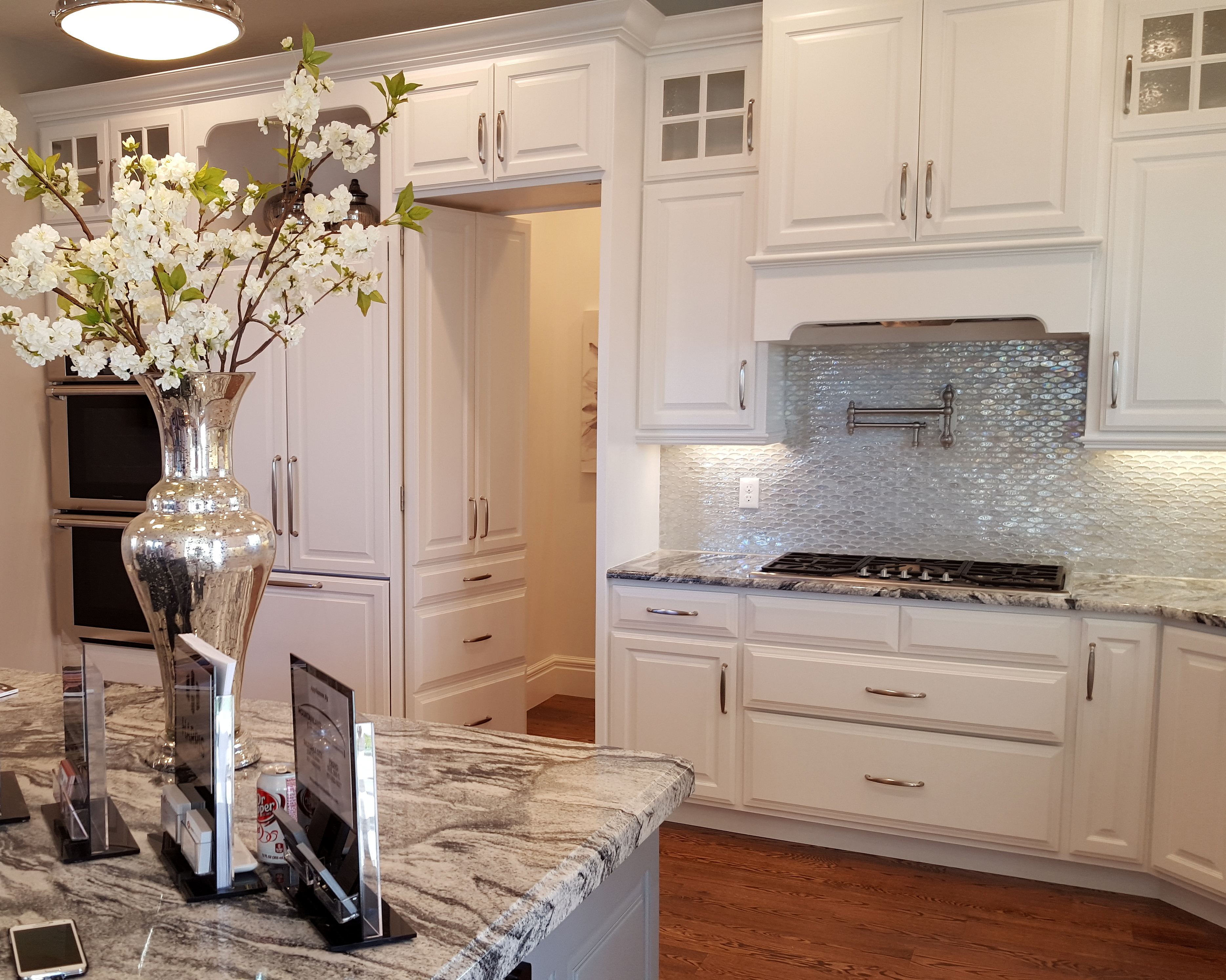 utah custom cabinets white kitchen 4