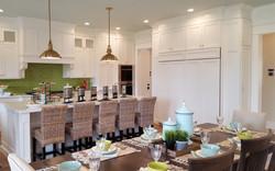 Utah white custom kitchen 3