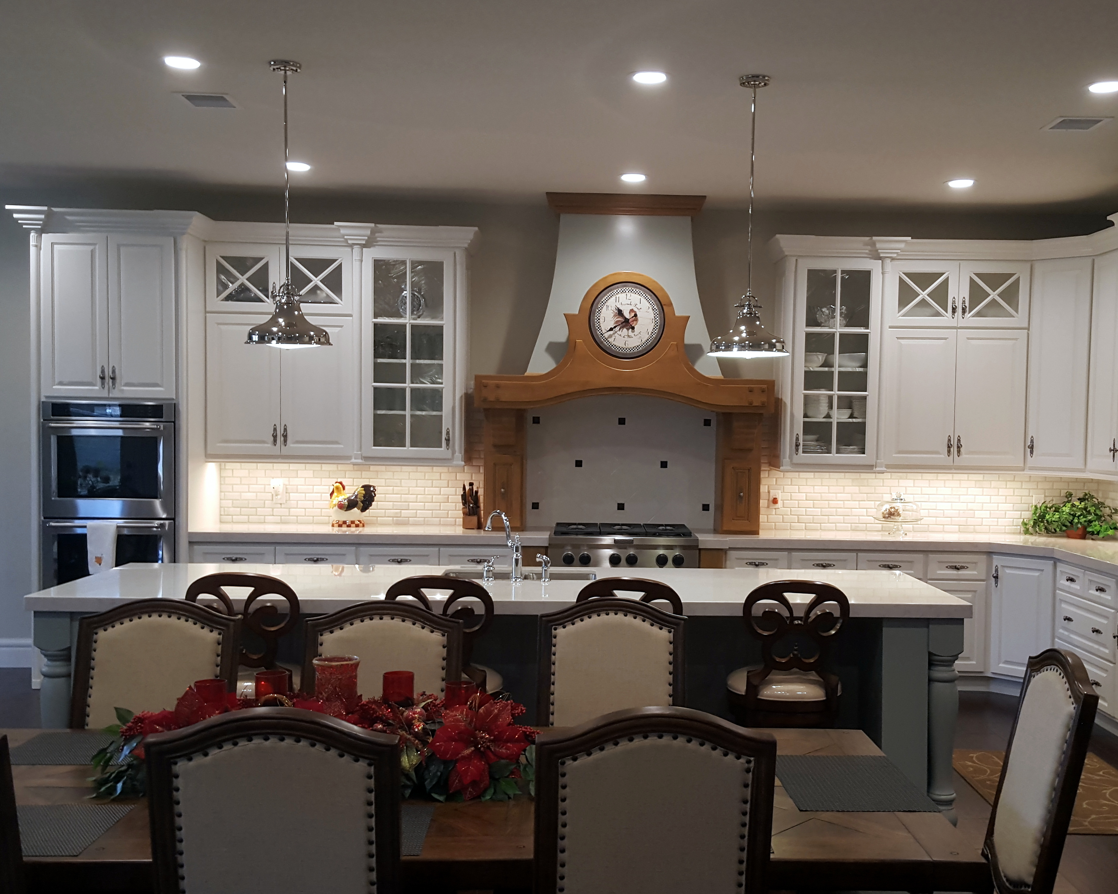 utah custom cabinets white kitchen 14