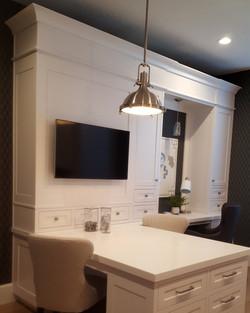 utah custom cabinets desk 3