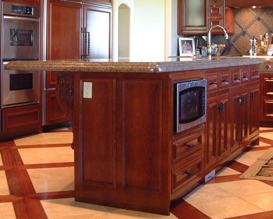 utah custom cabinets island 4