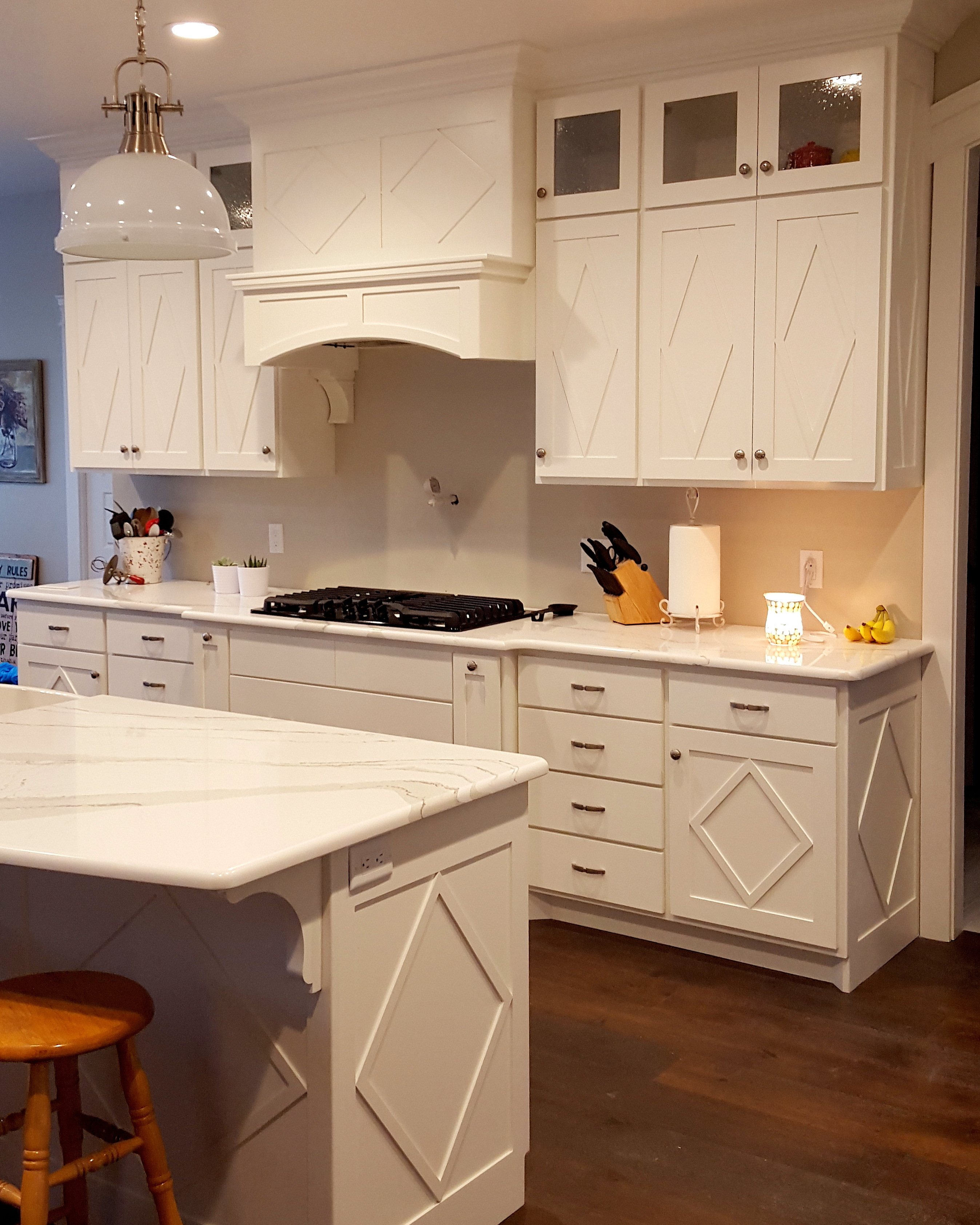 utah custom cabinets kitchen 1