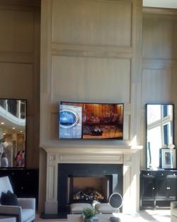 utah custom cabinets fireplace bookshelf 3