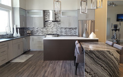 Utah custom cabinets kitchen