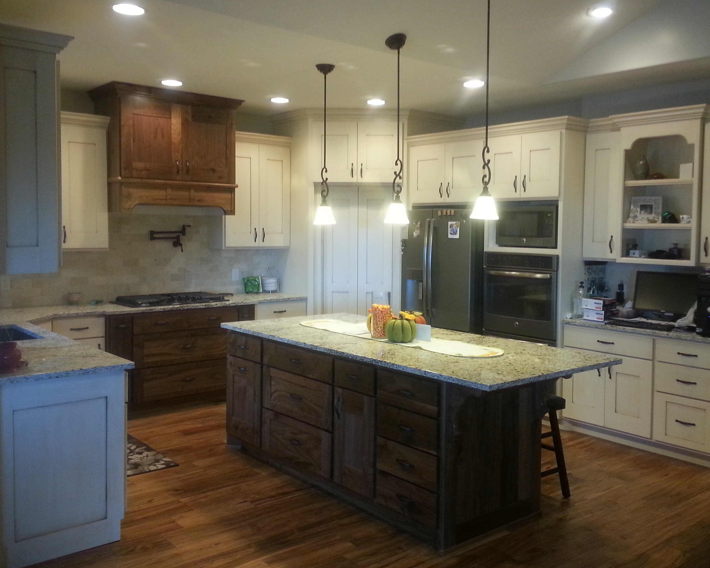 utah custom cabinets white kitchen 12