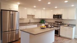 Utah white custom cabints kitchen 1