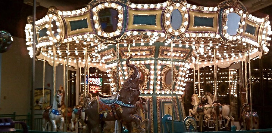 A photo of Pojos carousel.