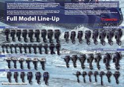 Full Model Line-tohatsu