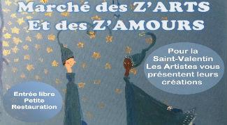 Marché des z'arts et des z'amours