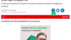 """""""A startup manauara é focada na venda de imóveis utilizando inteligência artificial"""""""
