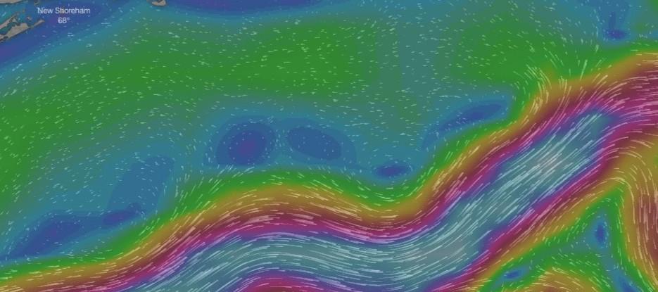 Ocean Visualization Portal