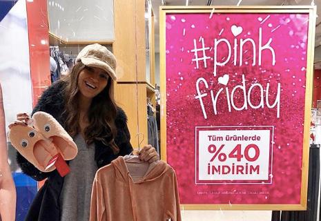 Penti #PinkFriday çalışması, Bayıldımmm, Kasım 2018