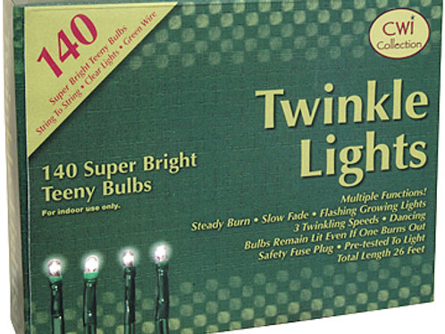 Twinkle Lights 140 count