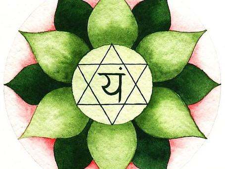Anahata, il quarto Chakra