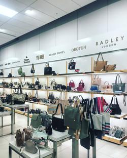 ballantynes fashion wall