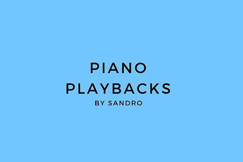 Love Someone (Piano Playback)