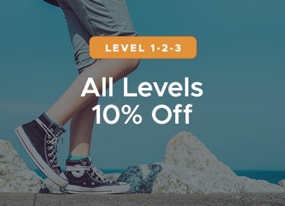 LEVEL 1-2-3: Learn Local Academy