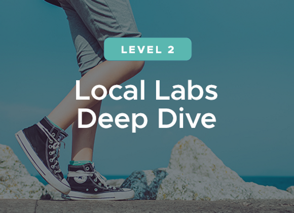 LEVEL 2: LOCAL LABS & DEEP DIVE