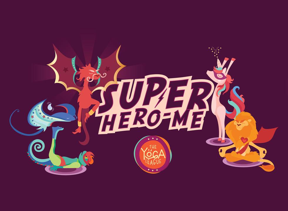 SuperHero Me