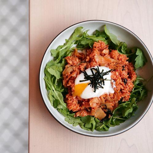 Kimchi Fried Fice