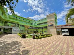 Hospital Infrastructure