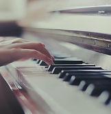 Cours de piano individuel