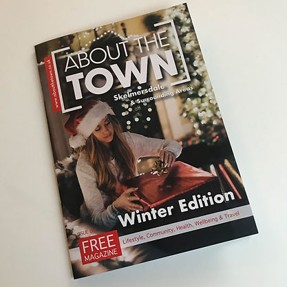 About The Town Free Community Magazine