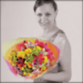 Paper Origami Flower Bouquet