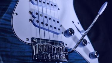 Guitar (Close Up)