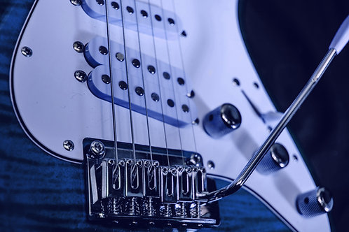 Clases de Guitarra Eléctrica y Acústica