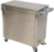 Heated soak tank, FOG, Cleantank
