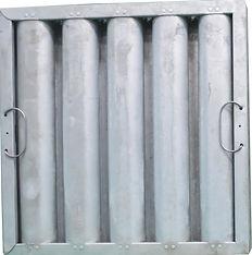 Hood filter cleaner