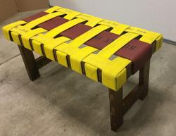 Multitasker Fire Hose Bench