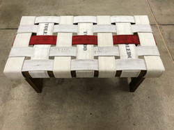 Thin Red Line Bench