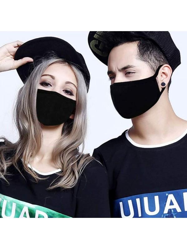 masque-alternatif-en-tissu-unisexe-noir