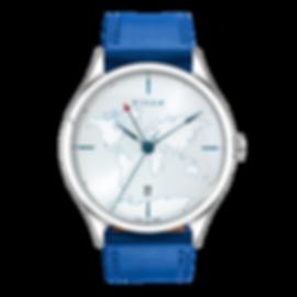 The Lights GMT blue edition culem watche