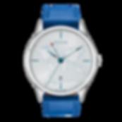 Culem watches luxury dual time travel gmt independent watchmaker kickstarter blue light