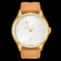 Culem watches luxury dual time travel gmt independent watchmaker kickstarter gold lights front