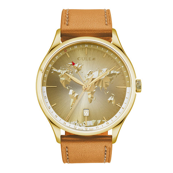 the portal gold font face culem watches.