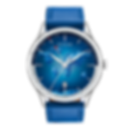 Culem Watches the ultimate luxury swiss made travel watches -The Portal Blue Edition
