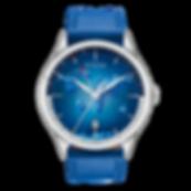 Culem watches luxury dual time travel gmt independent watchmaker kickstarter blue portal