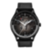 Culem watches luxury dual time travel gmt independent watchmaker kickstarter black portal