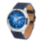 the portal blue dark strap culem watches
