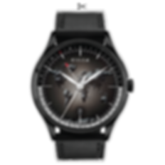 Culem watches luxury dual time travel gmt independent watchmaker kickstarter black portal TIO