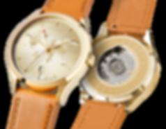 Culem watches luxury dual time travel gmt independent watchmaker kickstarter gold portal mix