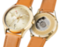 Culem watches luxury dual time travel gmt independent watchmaker kickstarter gold portal mix