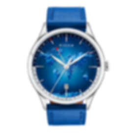 The Portal GMT blue edition culem watche