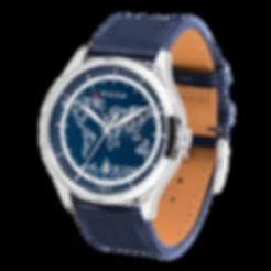 Culem GMT travel Watches luxury dual tim
