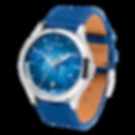 Culem watches luxury dual time travel gmt independent watchmaker kickstarter portal blue