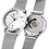 The lights blue mix milanese strap